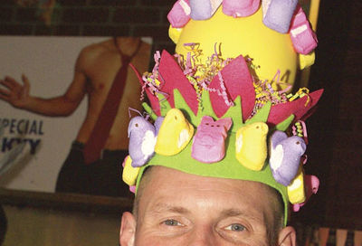 JR.'s Easter Bonnet Contest Highlights #19