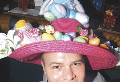 JR.'s Easter Bonnet Contest Highlights #26