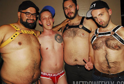 DC Leather Pride Meet and Greet #8