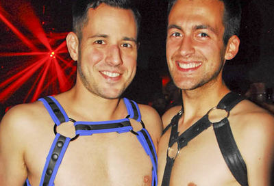 DC Leather Pride Meet and Greet #16