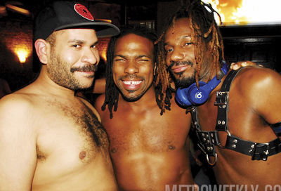 DC Leather Pride Meet and Greet #23