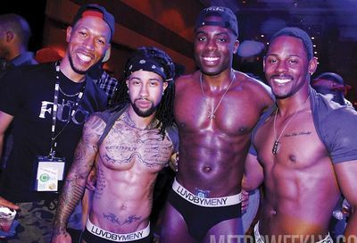 DC Black Pride's The Grandiose Fantasy Mega Pride Party #24
