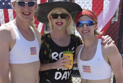 Stonewall Kickball's 6th Annual DragBall #4