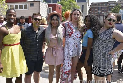 Stonewall Kickball's 6th Annual DragBall #6