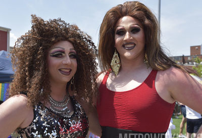 Stonewall Kickball's 6th Annual DragBall #7