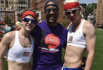 Stonewall Kickball's 6th Annual DragBall #12