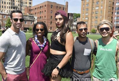 Stonewall Kickball's 6th Annual DragBall #13