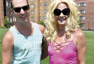Stonewall Kickball's 6th Annual DragBall #15