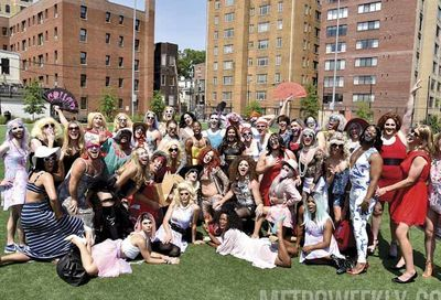 Stonewall Kickball's 6th Annual DragBall #16