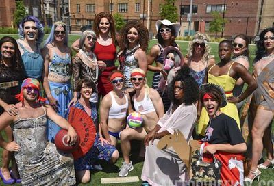Stonewall Kickball's 6th Annual DragBall #17