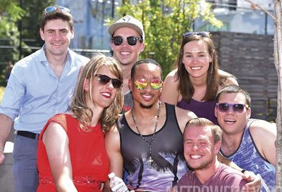 Stonewall Kickball's 6th Annual DragBall #23