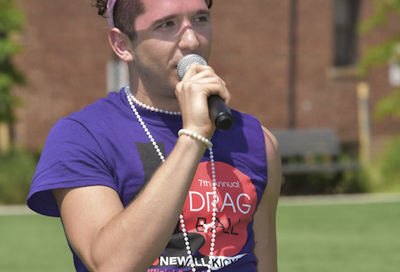 Stonewall Kickball's 6th Annual DragBall #24