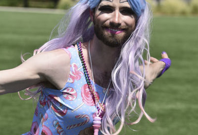 Stonewall Kickball's 6th Annual DragBall #27