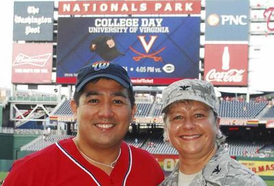 Team DC's Night OUT at the Nationals #4