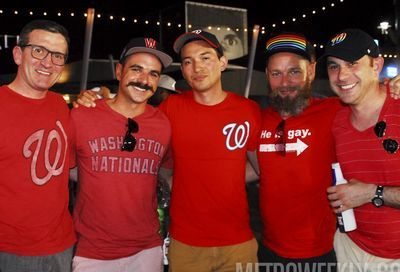 Team DC's Night OUT at the Nationals