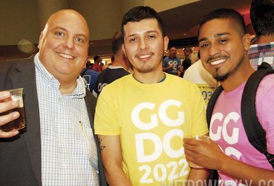 Gay Games rally #11