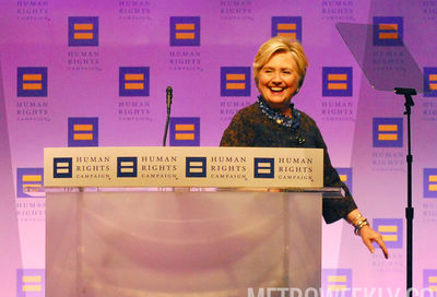 HRC's 21st Annual National Dinner