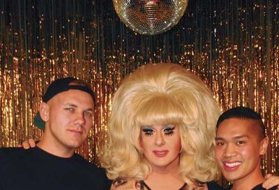 Town's 10th Anniversary featuring Lady Bunny #7