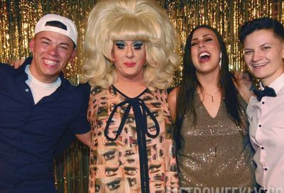 Town's 10th Anniversary featuring Lady Bunny #10