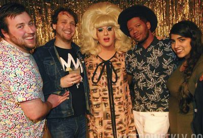 Town's 10th Anniversary featuring Lady Bunny #14