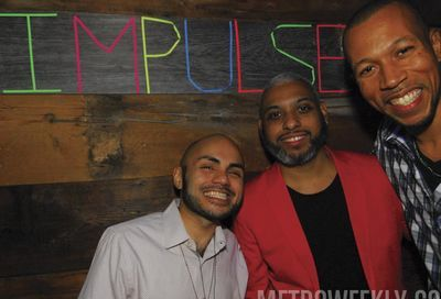 Impulse DC's Glow Paint Party #6