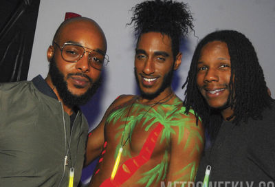 Impulse DC's Glow Paint Party #14