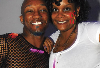 Impulse DC's Glow Paint Party #27