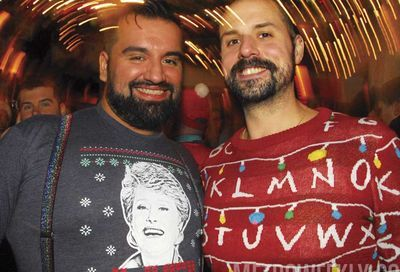 Duplex Diner's Annual Janky Sweater Party #13