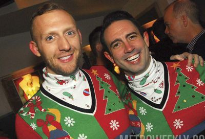 Duplex Diner's Annual Janky Sweater Party #25