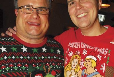 Duplex Diner's Annual Janky Sweater Party #38