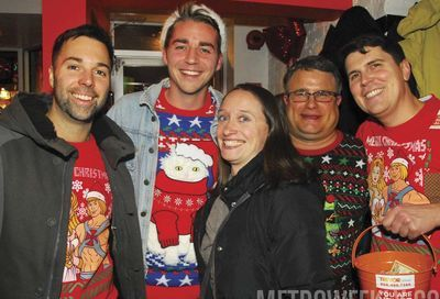 Duplex Diner's Annual Janky Sweater Party #41