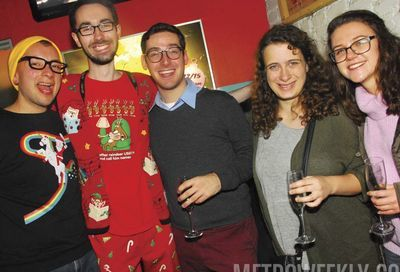 Duplex Diner's Annual Janky Sweater Party #50