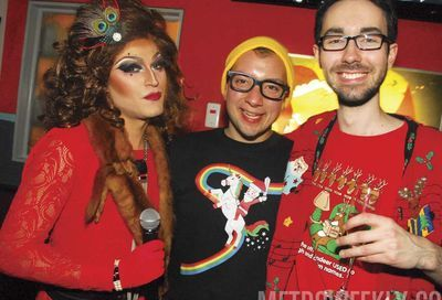 Duplex Diner's Annual Janky Sweater Party