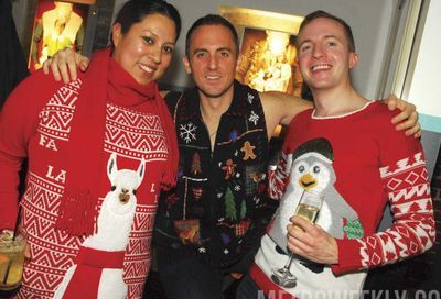Duplex Diner's Annual Janky Sweater Party #53